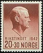 Noorwegen Vidkun Quisling